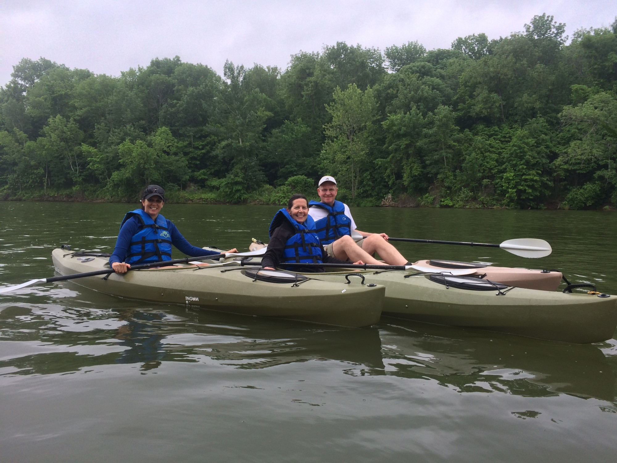 Registration Now Open for Learn to Kayak at Charles Mill Lake!